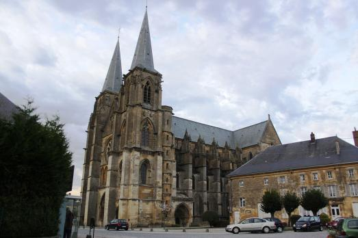 Abbey Church of Notre-Dame