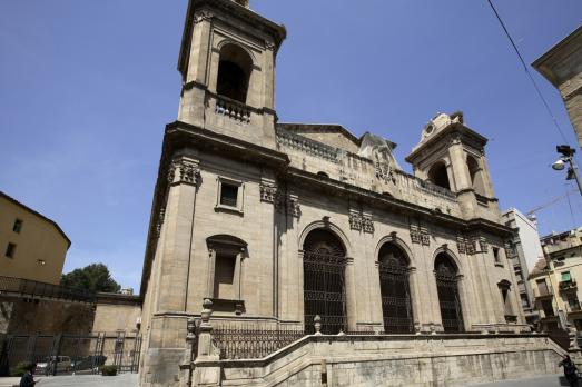 New Cathedral of Lleida