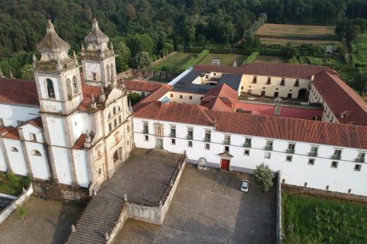Monastery of São Martinho de Tibães