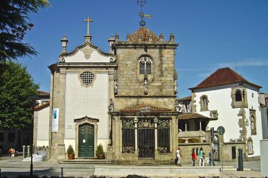 Chapel of the Coimbras