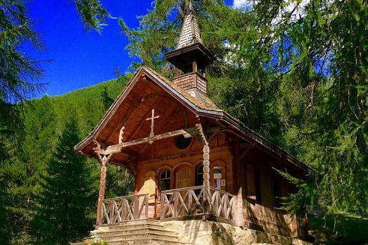 Planchouet Chapel