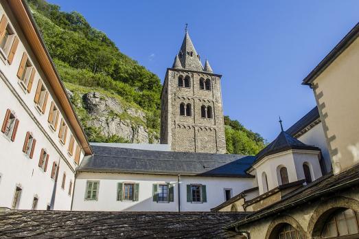 Abbey of Saint-Maurice d'Agaune