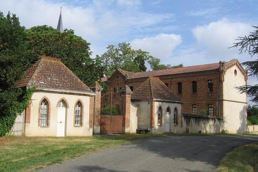 Abbey Sainte-Marie du Désert