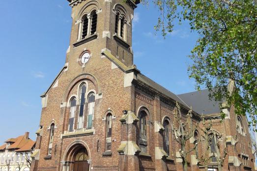 Saint-Amé Church