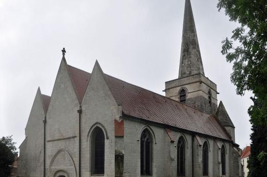 Église Saint-Éloi-et-Saint-Martin