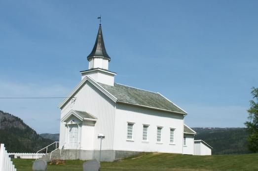Åknes Chapel