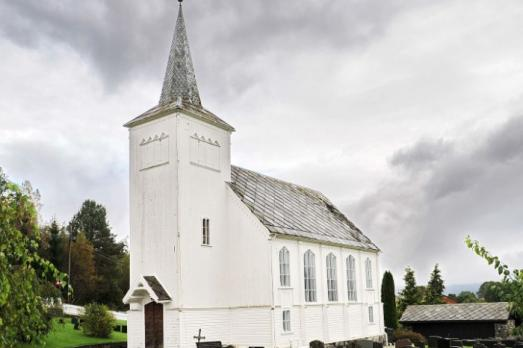 Hatlestrand Church