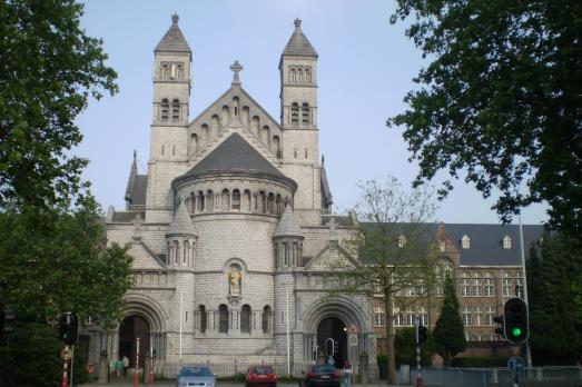 Church of Saint-Jean Berchmans