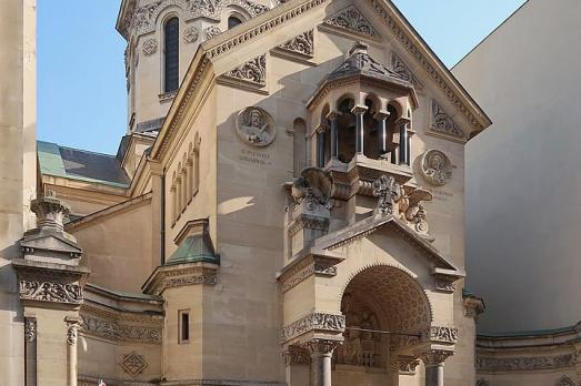 Armenian Cathedral of St. John the Baptist