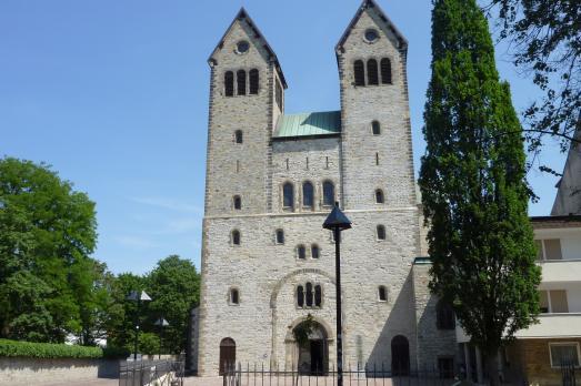 Abdinghof Monastery Church