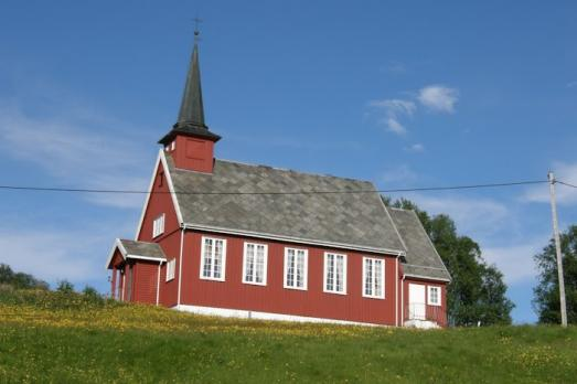 Bleikvassli Church