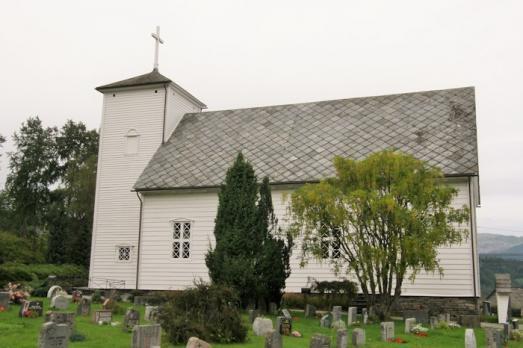 Vikøy Church