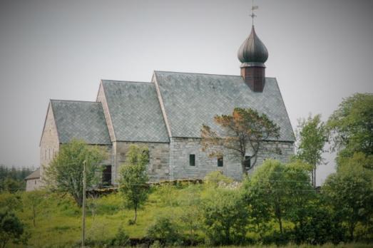 Dønnes Church