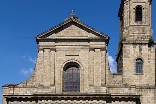 Saint-Sauveur Basilica