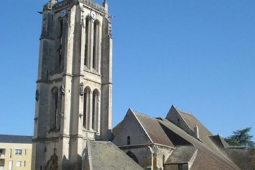 Church of Saint-Médard