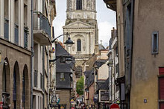 Church of Notre-Dame de Saint-Melaine