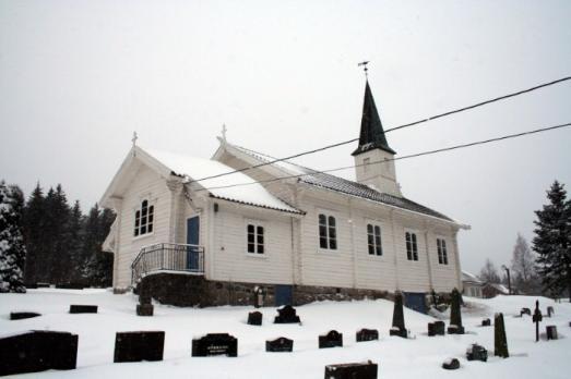 Kroken Church