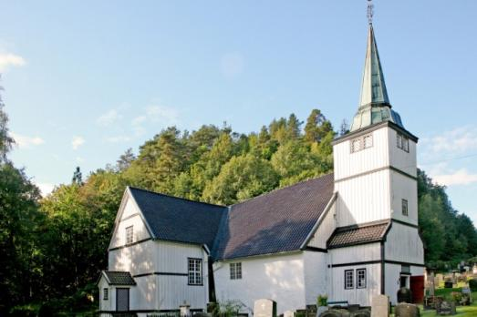 Dypvåg Church