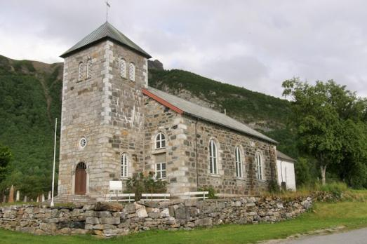 Steigen Church