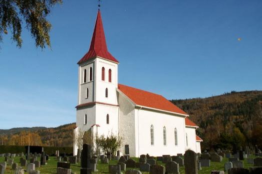 Efteløt Church