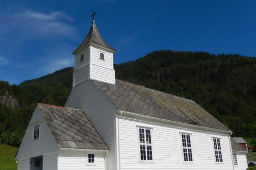 Åkra Church