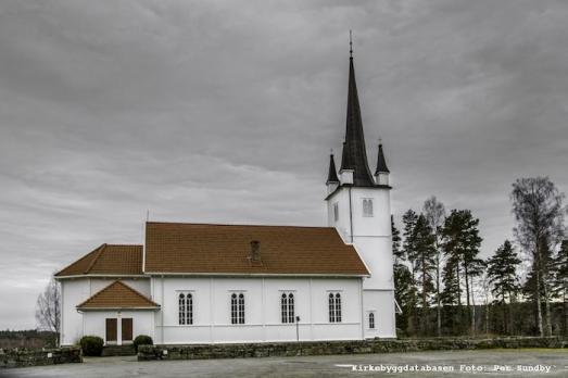 Øymark Church