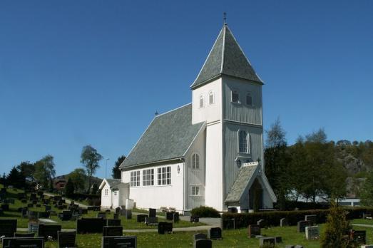 Ålgård Old Church