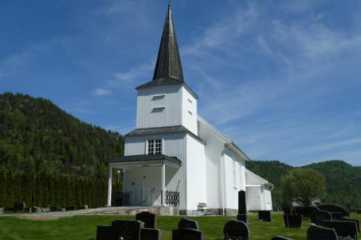 Hvarnes Church