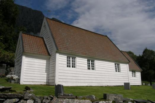 Ålfoten Church