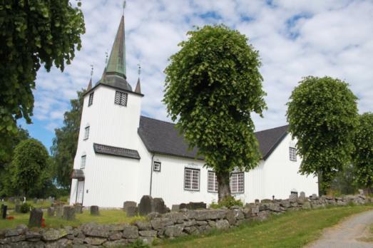 Austre Moland Church
