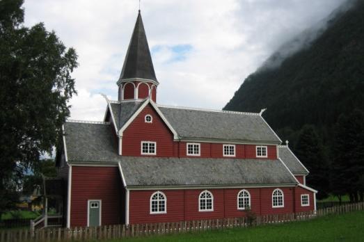 Ortnevik Church