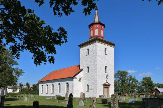Alböke Church