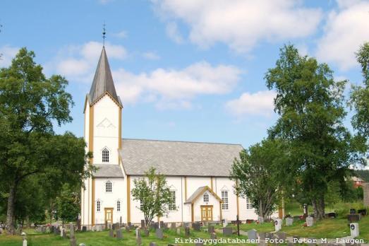 Åfjord Church