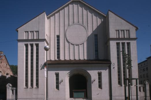 Synagogue in Bjelovar