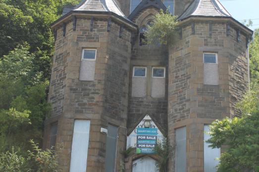 Synagogue in Merthyr Tydfil