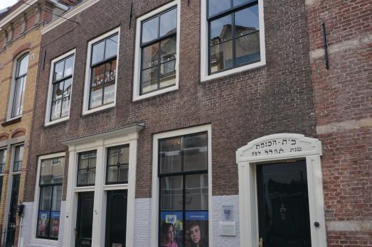 Synagogue in Middelburg