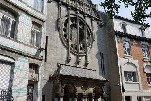 Synagogue in Ostend