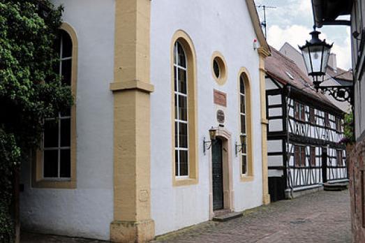 Synagogue in Michelstadt