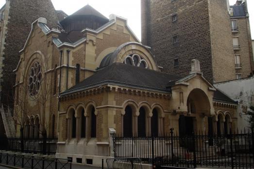 Rue Chasseloup-Laubat Synagogue