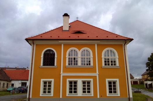 Synagogue in Březnice