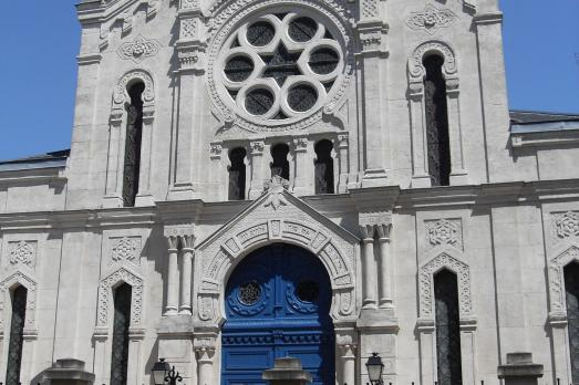 Synagogue in Reims