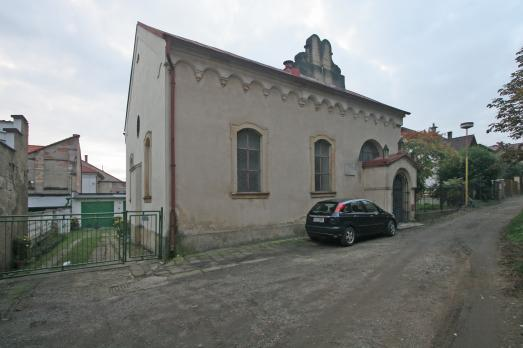 Synagogue in Hořice