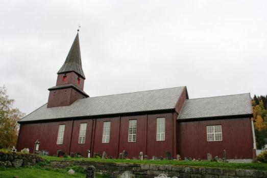 Ål Church