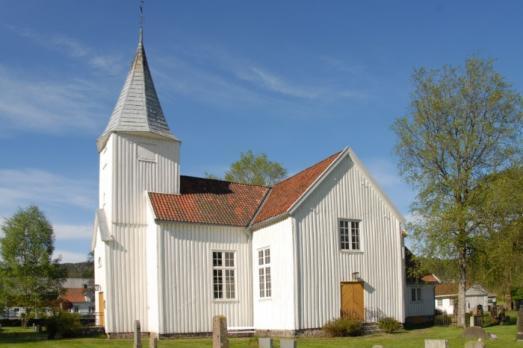 Øyslebø Church