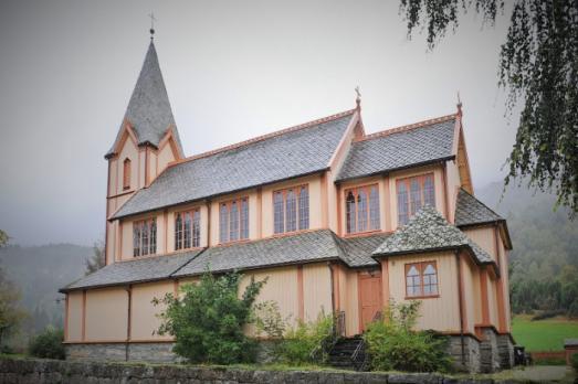 Kyrkjebø Church