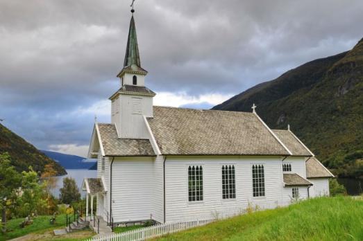 Arnafjord Church
