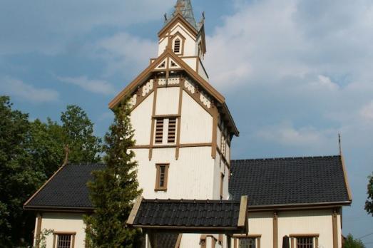 Flosta Church