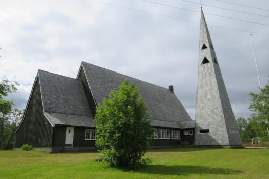 Tana Church