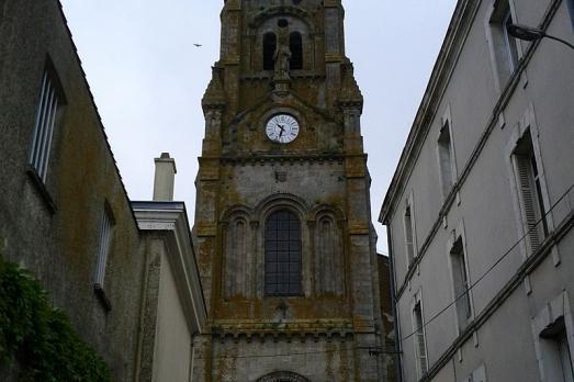 Church of St. Laurent
