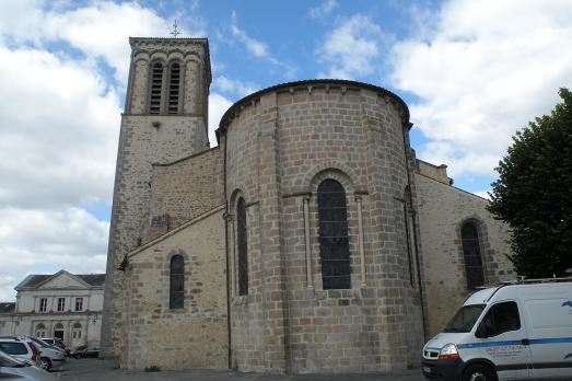 Sainte-Croix Church
